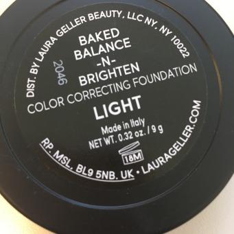 laura geller-makeup expiration